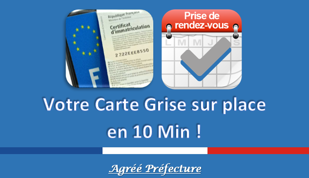 Agence Carte Grise Paris