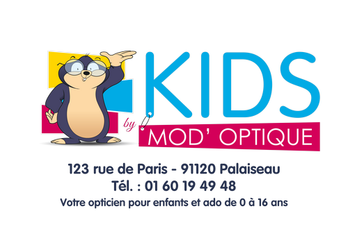 KIDS by MOD' OPTIQUE