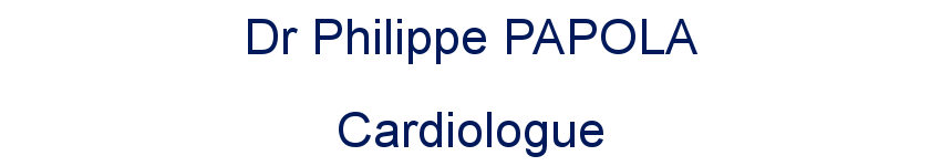 Cardiologue Philippe Papola